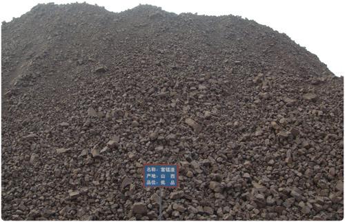 富锰矿(低品)